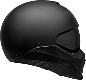 Bell Helmets Broozer Solid Matte Black Xs Auto
