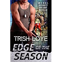 Edge of the Season (Edge Security Series Book 4)