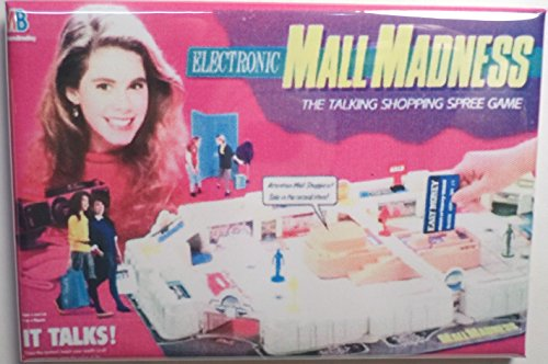 - Mall Madness Magnet Board Game Box 2