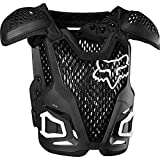 Fox Racing R3 Men's Off-Road Motorcycle Chest Protector - Black/Small/Medium