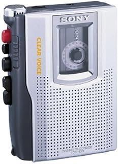 amazon com sony tcm150 standard cassette voice recorder home audio rh amazon com Amazon Microcassettes Dictaphone Sony M 470