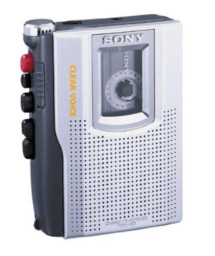 Kitchen Sony - Sony TCM-150 Standard Cassette Voice Recorder