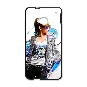HTC One M7 Cell Phone Case Black Minzy Ne Qelcp