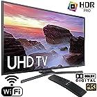Samsung Electronics UN65MU6300 65-Inch 4K Ultra HD Smart LED TV (2017 Model)