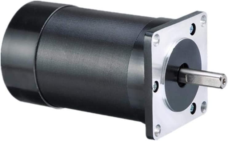 Yener LK57BL9524 57mm 24V 100W Motor DC sin escobillas 3 Fases 8mm Eje Redondo 57 * 57 * 95mm 0.33Nm 3000RPM BLDC Motor 24v bldc Motor