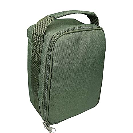 Amazon.com : ANUSA Fly Fishing Reel Bag Reel Cover Handbags ...