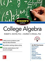 Schaum's Outline of College Algebra, 5th Edition