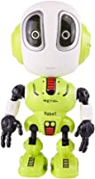 Kids Interactive Robot Toy, Witspace Boys Girls Talking Repeating 360°Rotation Mimic Toys Gift