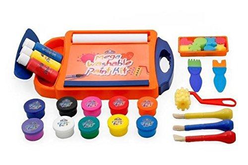 ELMER'S 06347 Mega Washable Paint Kit Novelty by Elmer's