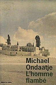 L'homme flambé par Michael Ondaatje