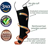 Compression Socks For Women & Men(3 Pairs)-Best For