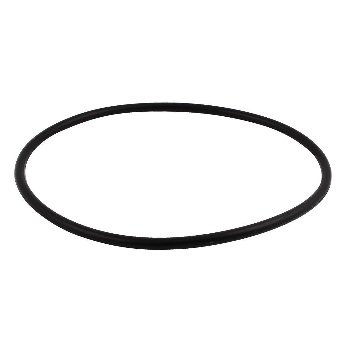Sourcingmap® Nero Universale O-Ring 240mm x 8.6mm Buna-N Materiale Olio rondelle di Tenuta Anelli di Tenuta sourcing map US-SA-AJD-215545