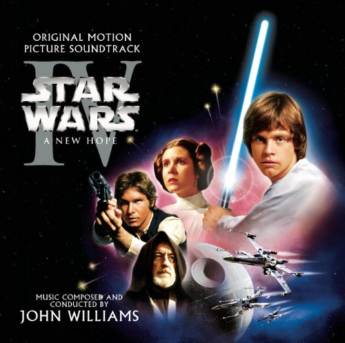 Cover of Star Wars Episode IV: A New Hope (Original Motion Picture Soundtrack)