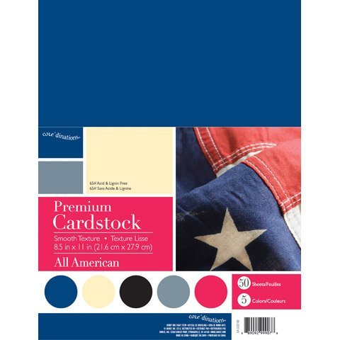 Buy patriotic card stock