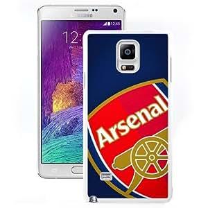 Personalized Custom Design Arsenal Crest new Samsung Note 4 Phone Case Custom hong hong case