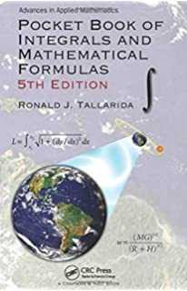 Amazon separation process engineering 2nd edition pocket book of integrals and mathematical formulas 5th edition advances in applied mathematics fandeluxe Choice Image