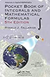 Pocket Book of Integrals and Mathematical Formulas, 5th Edition 5th Edition