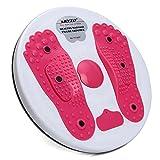 TOP YAO Figure Trimmer Twisting Waist Magnet Foot Massage Board Waist Twister Balance Boards Simply Fit Board Twister Exercise Board Twist Board Waist Twisting Disc Waist Slimmer