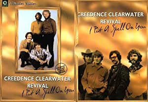 Creedence Clearwater Revival - I Put A Spell On You (DVD Of 2 1970 Shows + Clips)