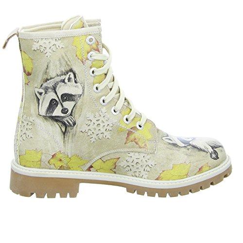 DOGO Boots - Raccoon Mehrfarbig
