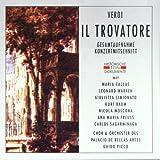 Music : Il Trovatore - Maria Callas & Leonard Warren (1950 Mexico City) by Maria Callas, Leonard Warren, Simionato, Baum, Moscona (2005-01-01)