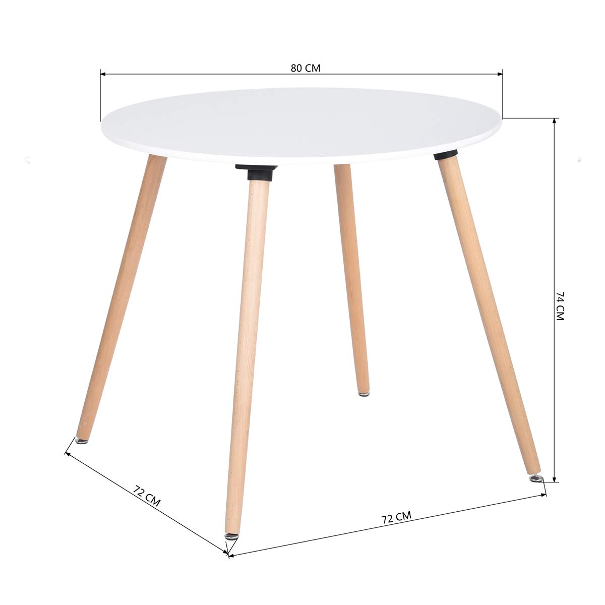 unici Mobili Cosy Tavolini da sala da pranzo