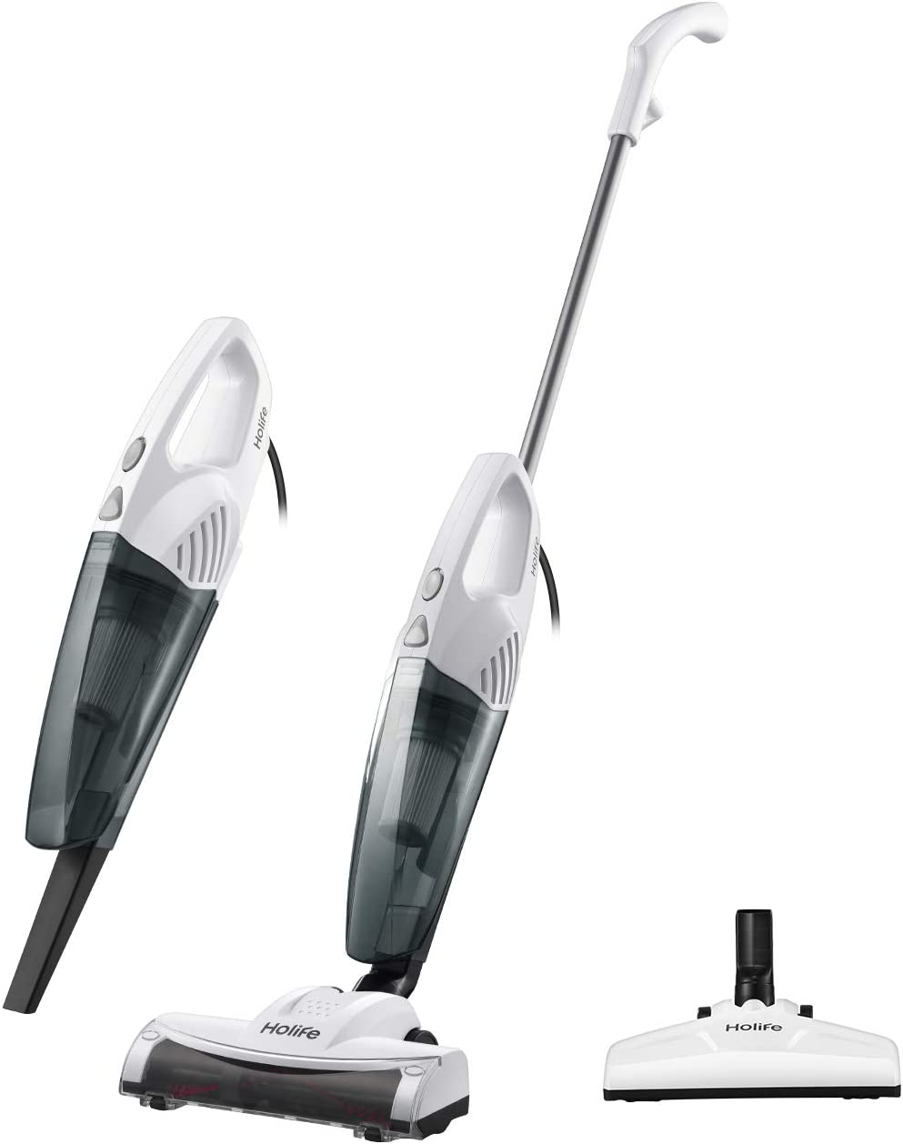 Holife HM408 Stick Vacuum Cleaner 15Kpa Powerful Suction, 2