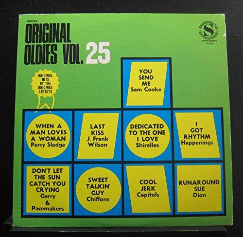 Sam Cooke - Original Oldies Vol. 25 - Zortam Music