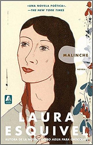 cover image, Malinche