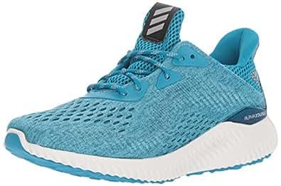 adidas Womens Alphabounce Em W Blue Size: 5.5
