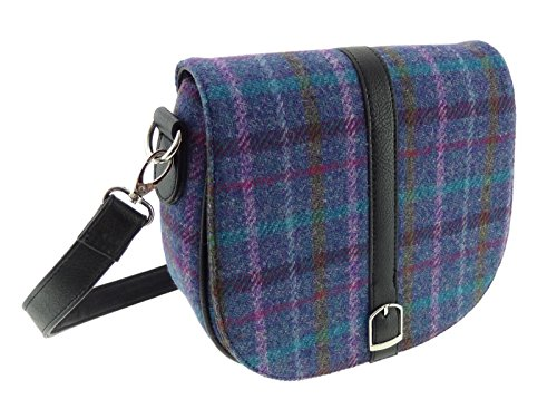 51 Bag Various Beauly Col LB1000 Shoulder Ladies Tweed Harris In Colours fIqUUwv
