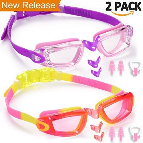 8aa1fccf831d How Long to Read Noorlee Kids Swim Goggles