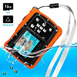 Waterproof Camera for Kids, FLAGPOWER Kids Waterproof Camera for Boys and Girls, 12MP
