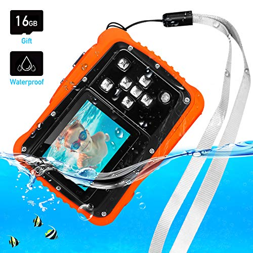 Kid Friendly Waterproof Camera - 3