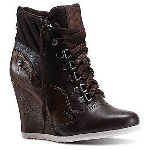Reebok Women's Alicia Keys Wedge Boots M41263,7