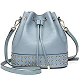 NAWO Women Leather Handbags Shoulder Bags