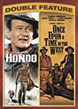 Hondo (John Wayne) & Once Upon a Time in the West (Cardinale/Fonda/Bronson) Double Feature DVD