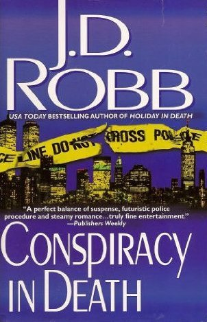 book cover of Conspiracy in Death