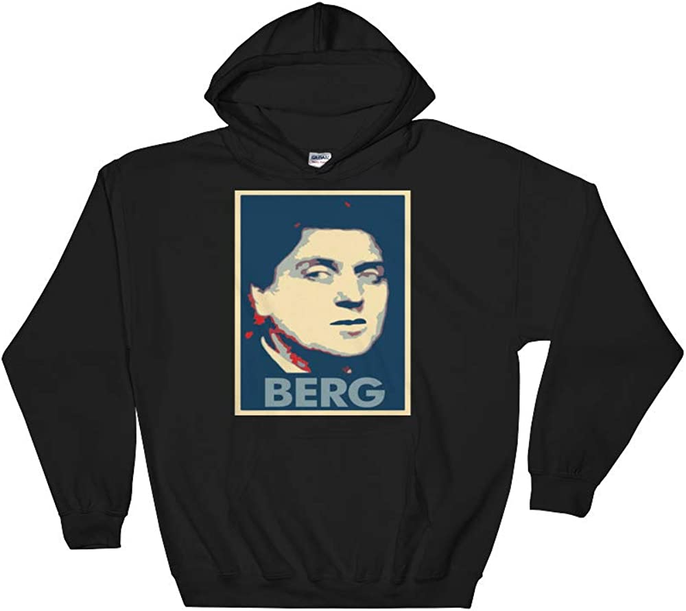 Stachimals Political Parody with Alban Berg Hoodie