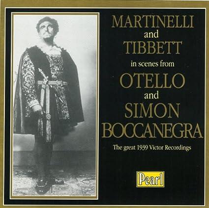 Verdi: Simon Boccanegra/Otello