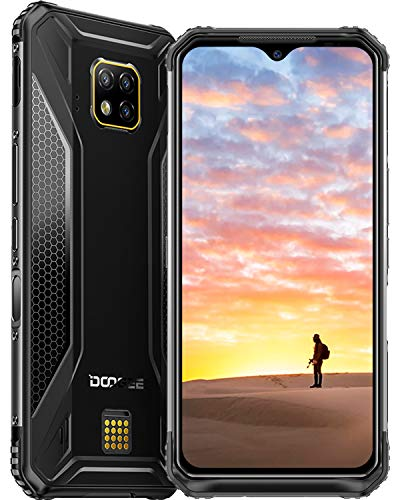 🥇 DOOGEE S95 PRO 8+256GB 2020 Rugged Smartphone Unlocked 4G