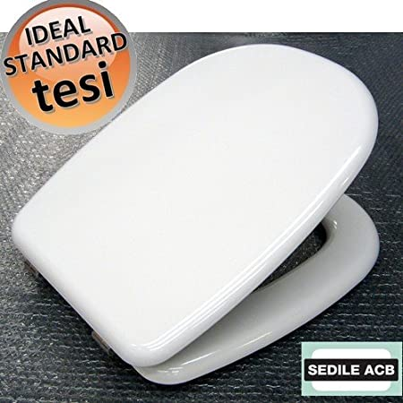 Sedile Wc Ideal Standard Serie Tesi.Ercos Asse Sedile Per Wc Tesi Ideal Standard Non Originale Acb Amazon It Casa E Cucina
