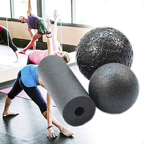 1 juego de salud fitness bola de masaje lanzamiento de yoga fascia ...