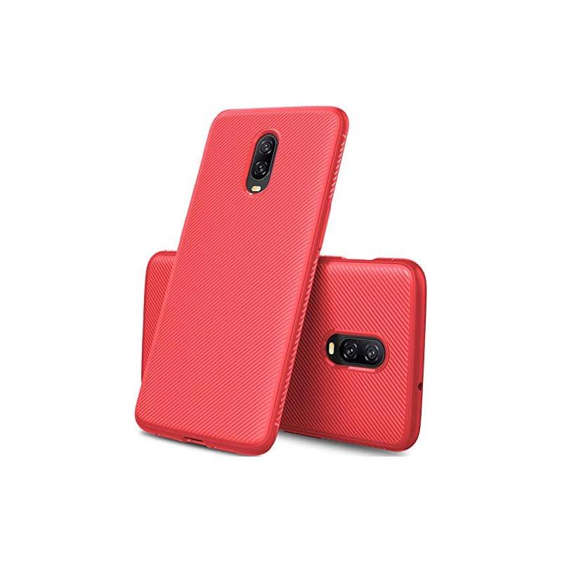 Oneplus 6T case, KuGi Oneplus 6T case, J