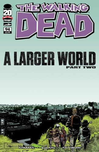 """Walking Dead #94 """"1st Print- They Are Unprepared for This"""""""