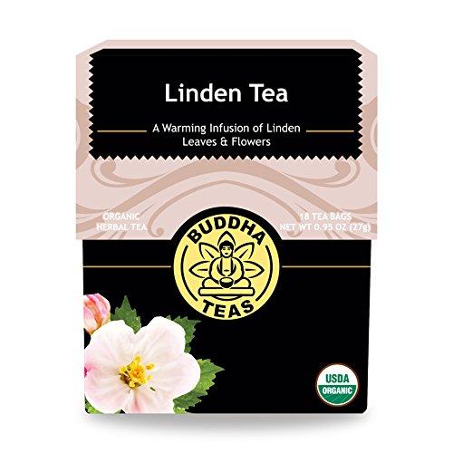 Organic Linden Tree Flower Caffeine Free