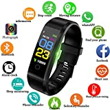 Fitness Tracker, LIGE Color Screen Activity Tracker with Heart Rate Monitor Sleep Monitor
