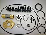 turbo upgrade kit - SUPER Rebuild Kit for 03-07 Ford Powerstroke 6.0 GT3782VA & 04-07 GMC/CHEVRY Duramax 6.6 GT3788VA GT37VA Turbo Charger 28pcs total.