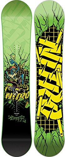 Nitro Ripper Wide Snowboard Mens