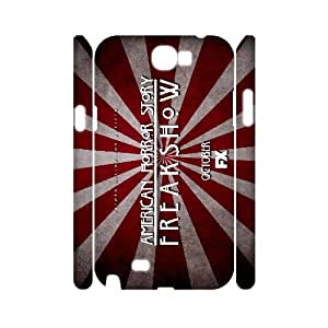 zZzZzZ American Horror Story Shell Phone For Samsung Galaxy Note 2 N7100 Cell Phone Case